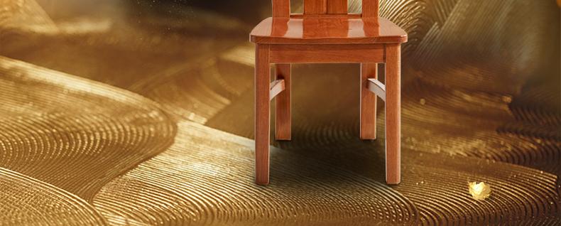 龙8国际pt老虎机客户端餐椅 北美红橡木餐椅