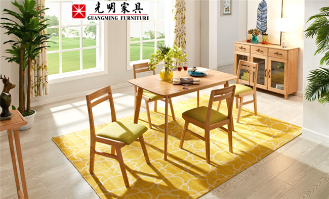 橡胶木并不是真正的橡木,如何辨别橡木家具和橡胶木家具?