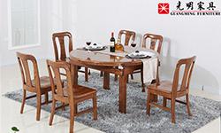 如何挑选实木家具?