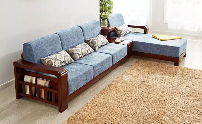 美好的生活离不开一套优质的实木沙发