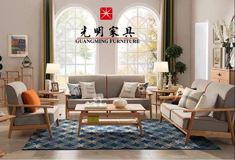 排场担当的客厅沙发怎么选(2)