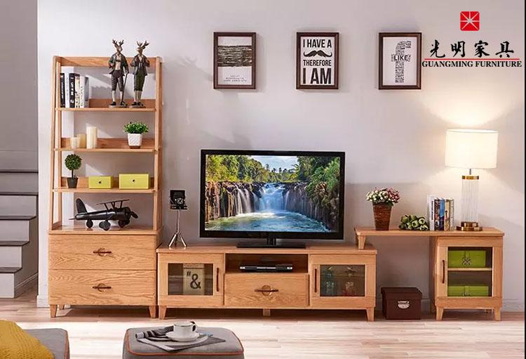 实木电视柜品类小析