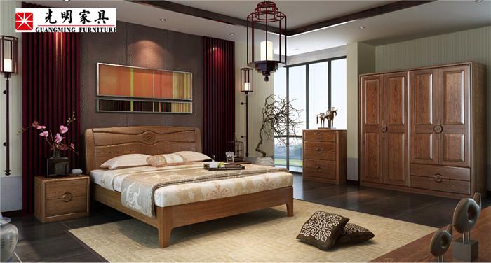 卧室不只是优质的实木床、实木衣柜这么简单
