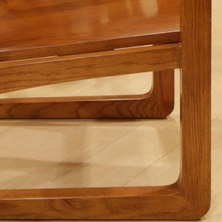 【光明家具】 实木椅子 红橡木椅子 118-54101-63