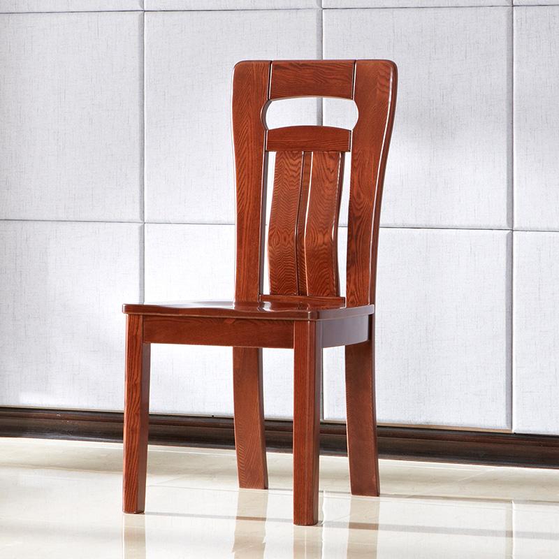 【光明家具】进口水曲柳全龙8国际pt老虎机客户端餐椅108-43527A-46