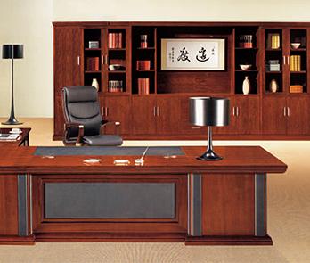 光明家具-实木班台【办公家具】