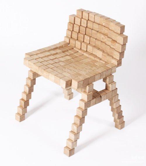 胶合实木家具的无限创意