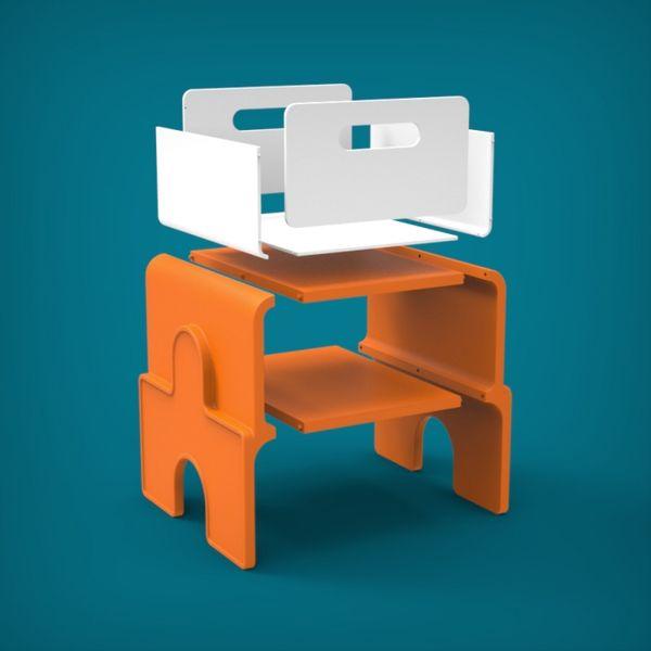 光明家具带您欣赏创意儿童家具