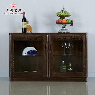 【光明家具】现代中式榆木餐边柜 085-4482-120