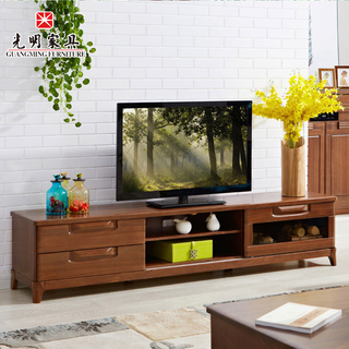 【光明家具】实木电视柜 组合电视柜 858-2701-220